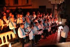La chorale de Charnècles-Loisirs