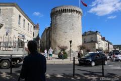 Périgueux : la tour Mataguerre