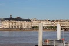 Bordeaux : le quai des Chartrons