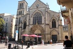 Bordeaux : l'église Saint Pierre