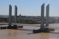 Bordeaux : le pont Chaban Delmas
