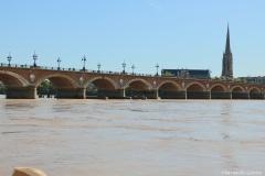 Bordeaux : le pont de pierre